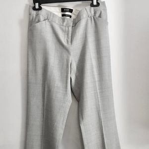Body By Victoria Light Gray Pants The Christie Fit